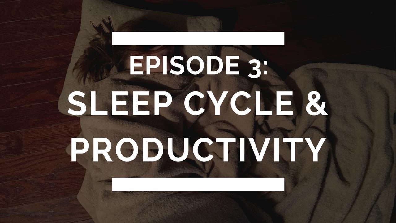 episode 3 sleep